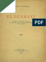Muniagurria 1947 El Guarani