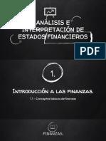 Análisis e Interpretación de Estados Financieros.