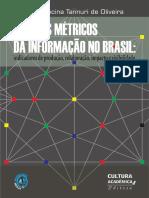 Estudos Métricos Da Informação No Brasil