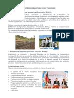 Ministerios de Guatemal y Sus Funciones