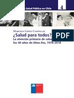 Salud Para Todos - Historia APS