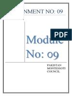 PMC - Module No