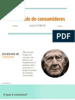Sociedade de Consumidores