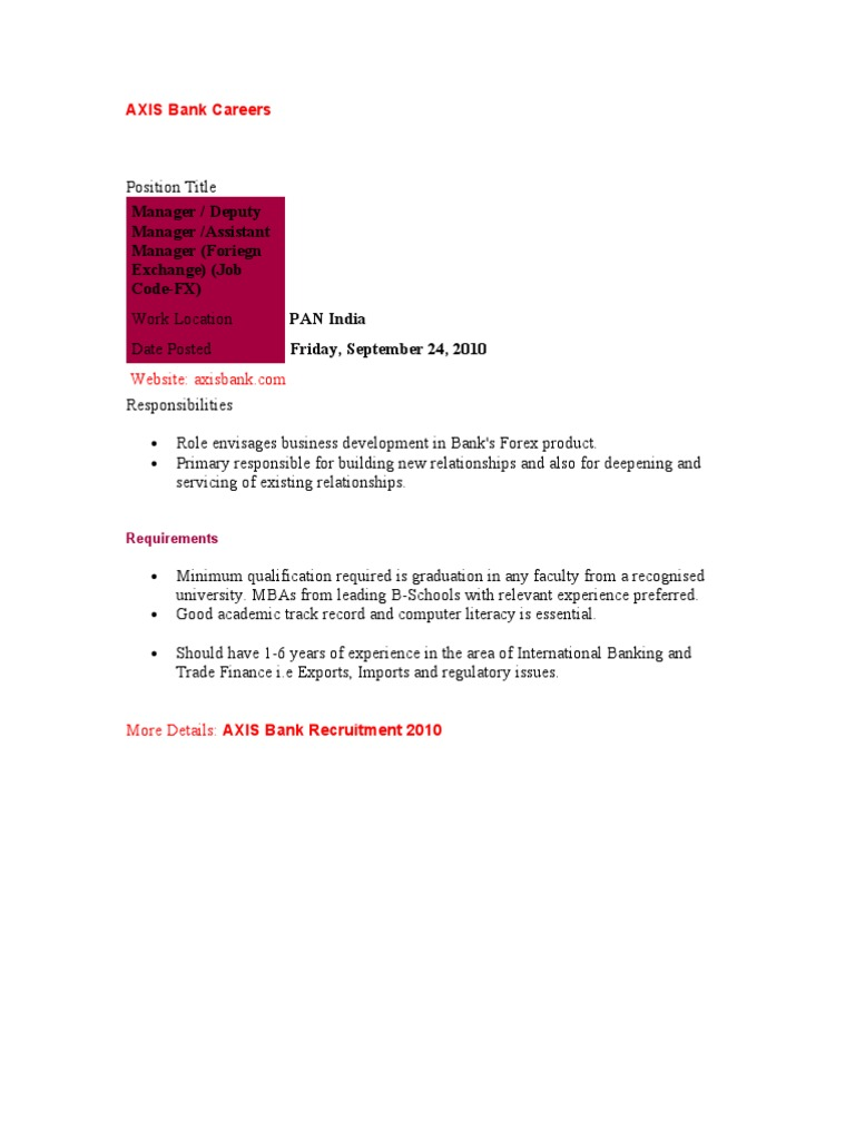 1588776451?v=1 Job Application Form Of Axis Bank on big lots, sonic printable, free generic, blank generic, part time,