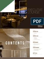 Hilton Executive Lounge Narrative