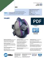 Mask Respirator AY4-5