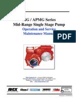 MG Series Pump Manual
