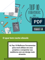 eBook Top 10 Ferramentas Para Design