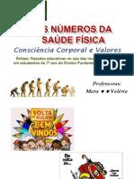 Sessões educativas no uso das mochilas escolares em estudantes do 7º ano do Ensino Fundamental Anos Finais