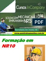 3) Resumo - Prontuario NR10