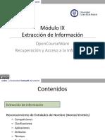 Extracción de información