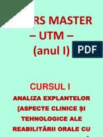 Curs 1_master – Utm - 2016