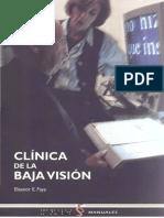 Clinica de La Baja Vision