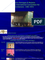 Container Damages