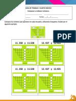 1510763403DUA Guia de Trabajo Comparar y Ordenar Numeros FORMA B