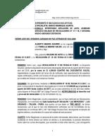 Nulidad - Madrid Aguirre