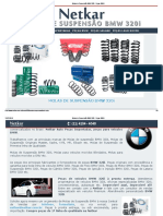 Molas de Suspensão BMW 320i - Peças BMW