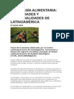 Se Confirma Injerencia de Cambridge Analytica en Elecciones Presidenciales de Argentina
