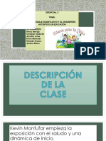 Descripcion Grupo 5-Unidad II