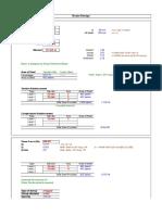 RCC Design Column