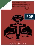 Definindo Uma Matriz Materno-Centrada Para Definir a Condição Das Mulheres - Nah Dove