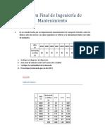 Examen Final de Ingeniería de Mantenimiento.docx