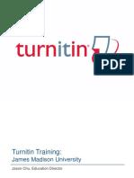 Turnitin-Training_JMU.ppt
