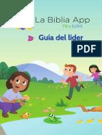 Guia Del Lider Apps Biblia