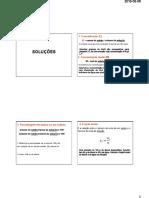 Ligações Químicas e Estrutura Dos Sólidos