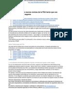 NOTICIAS DE LA INDUSTRIA ALIMENTICIA EN EEUU http://envasadoras.org