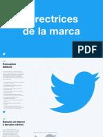 Twitter Brand Guidelines V1.0 ES