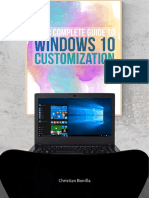 Your Complete Guide to Windows 10 Customization