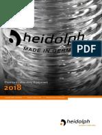 Catálogo Heidolph