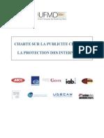 Charte sur la publicité ciblée et la protection des internautes