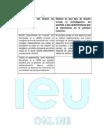 Definición de tipo, alcance y método del proyecto de investigación