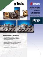 Clamping Tools Brochure English