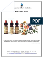 140376555 Apostila Florais de Bach 2009