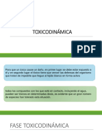 TOXICODINAMICA.pptx