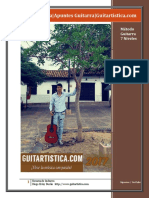 Guitarra Creativa Guitartistica Diego Erley