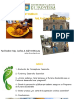 Turismo Sostenible Palanca de Desarrollo
