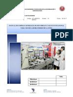 Normas de Seguridad y Procedimientos Para Uso de Laboratorios de La Carrera de Ingeniria Industrial