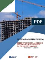 Brochure Estructuración Análisis y Diseño de Edificaciones en Concreto Armado (1) (1)