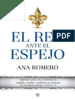El Rey Ante El Espejo - Ana Romero