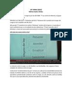 LEY 30364, Introducción, casos.docx