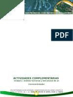 Desarrollo Actividad Complementaria u2