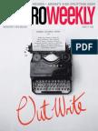 Metro Weekly - OutWrite Aug 2, 2018
