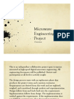 Microwave Engineering Project
