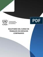 Balotario del Curso de Trabajos en Espacios Confinados.pdf