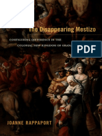 The Disappearing Mestizo by Joanne Rappaport.pdf