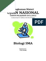 Rangkuman Materi UN Biologi 2012 (Lembar Kerja).pdf